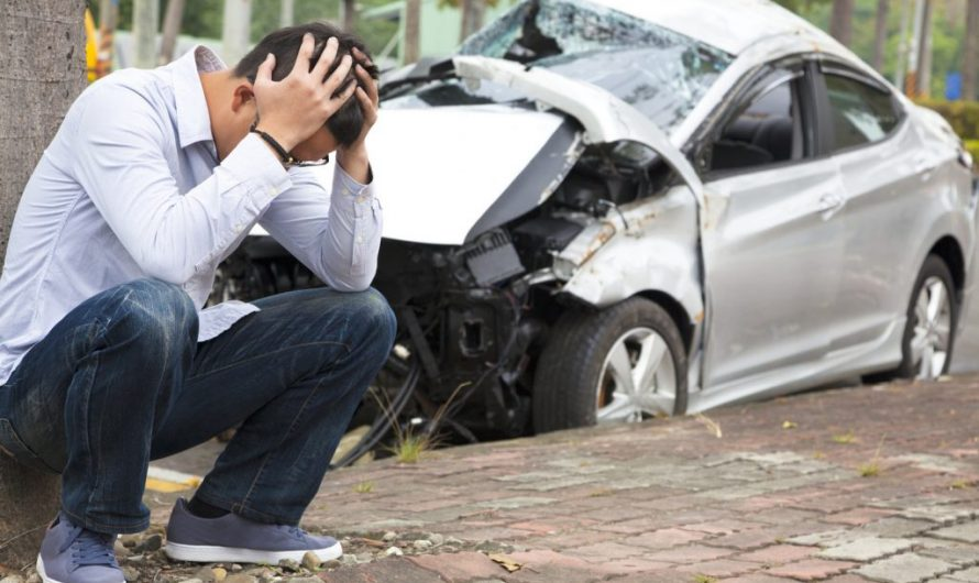 Accident as a driver